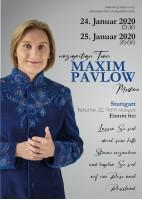 Maxim Pavlow in Stuttgart - Jabuar 2020