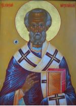 Heiliger Nikolaus Bischof von Myra in (Lykien), Wundertäter