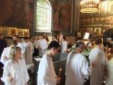 Taufe am Karsamstag. 2011.