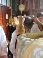 Крещение в Великую субботу. 2011 г.