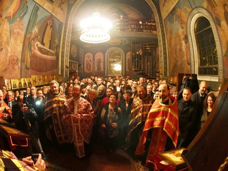 Fest der Orthodoxie 2013