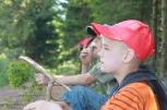 Летний лагерь 2009 Часть 2