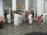 Богослужение на Ротенберге 2009 г.