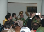 Богослужение на Ротенберге 2007 г.