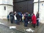 Паломничество к святой Вальбурге. 2014 г